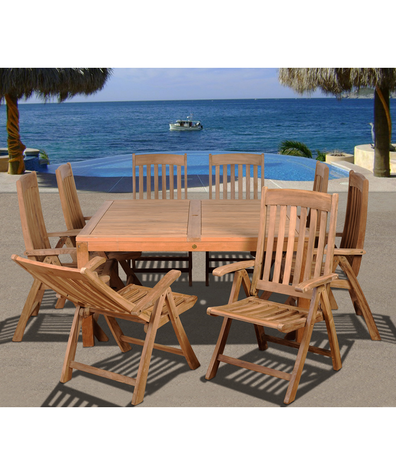 furniture teak miami castapp patio co