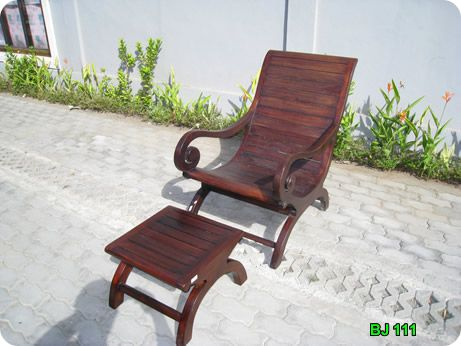 Superieur Teak Plantation Chair   Rio Style