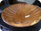Andrew Hall Teak Bowl