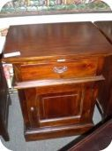 Andrew Hall Bedside Table